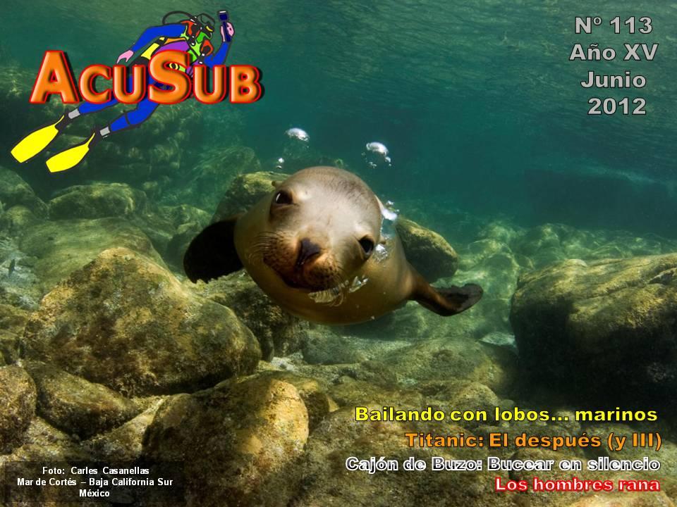 Acusub revista de buceo nº 113