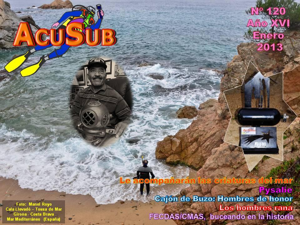 Acusub revista de buceo nº 120