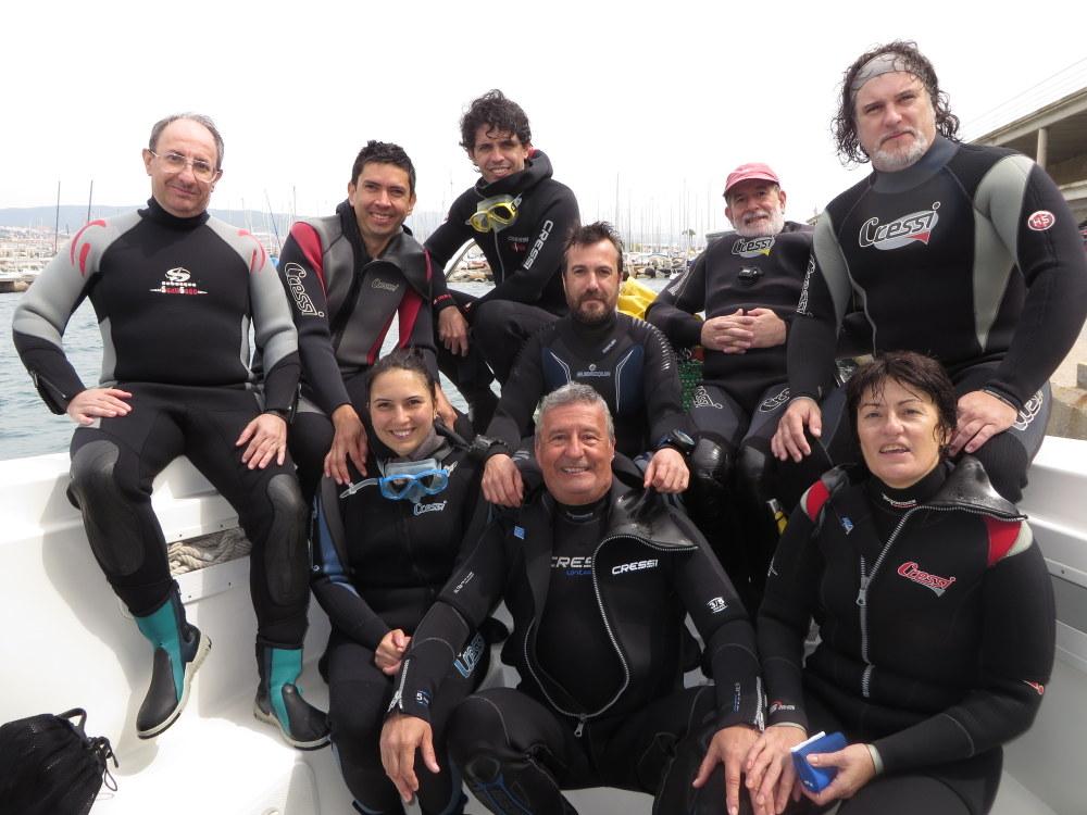 Inmersión Mataró: 25 de octubre 2014 (sábado). Acusub
