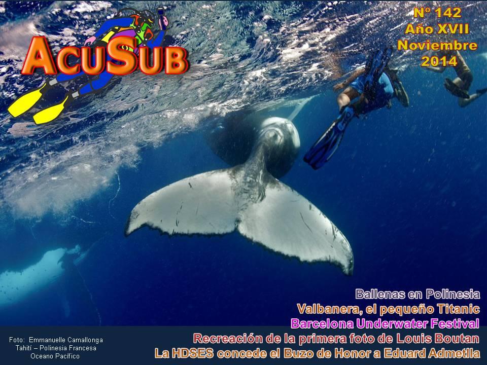Acusub Revista de Buceo nº 142