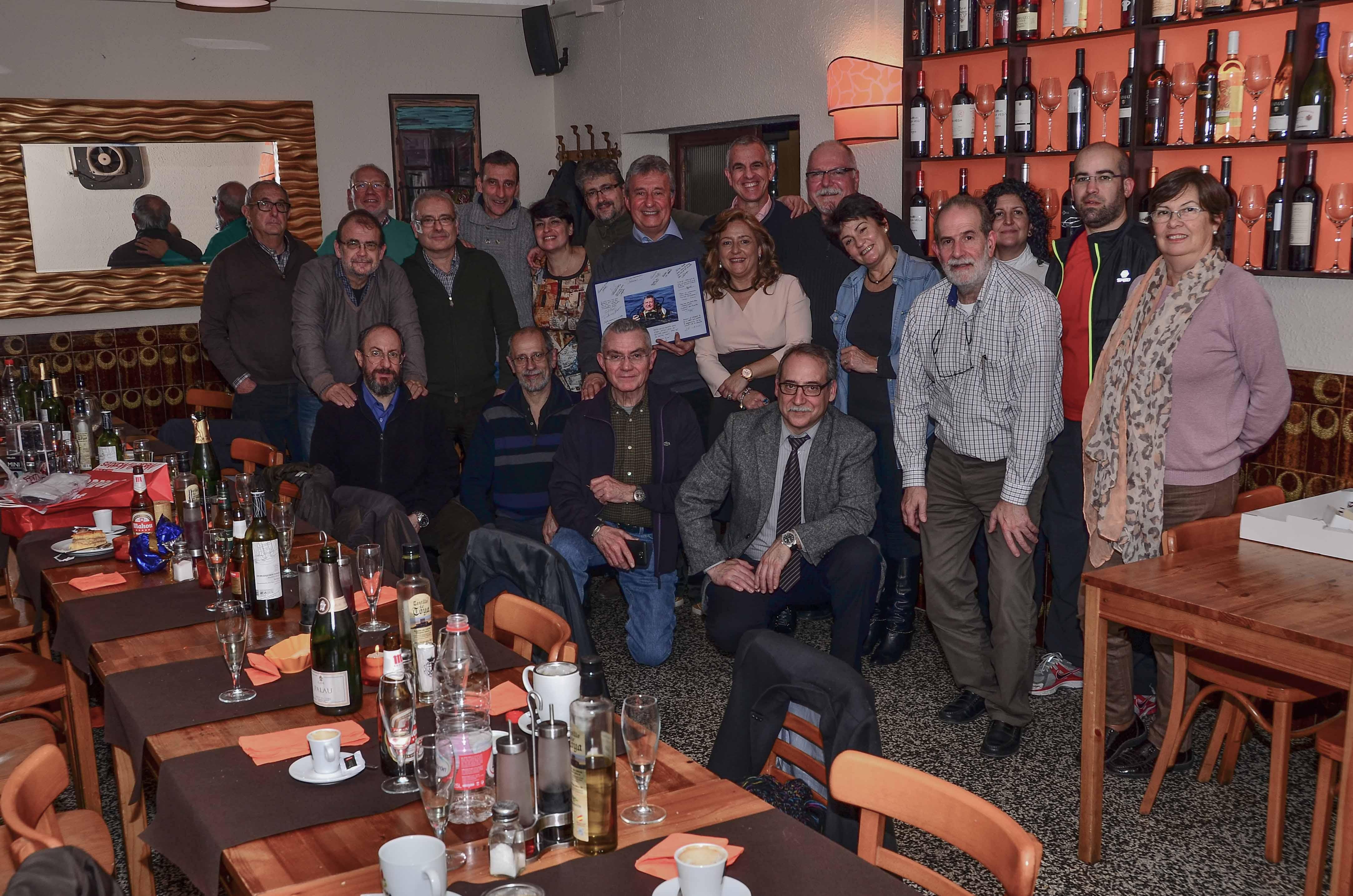 Aniversario de Joan Font Gargallo