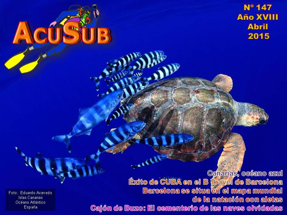 ACUSUB Revista de Buceo nº 147