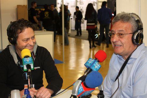"""Joan Font Gargallo interviene en AOLDE RADIO """"Al Otro Lado del espejo"""""""