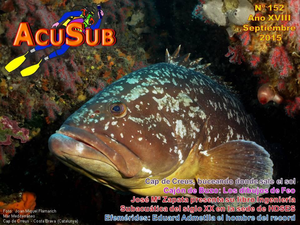 ACUSUB Revista nº 152