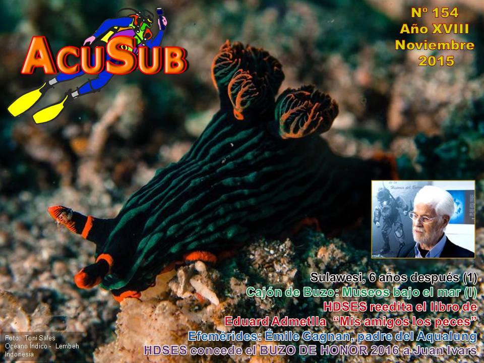 Acusub Revista nº 154