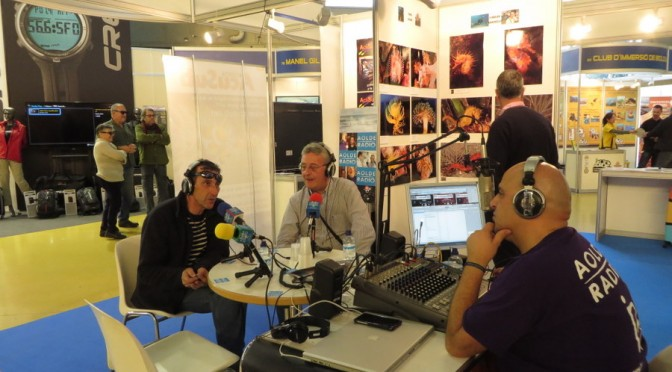 ACUSUB te ofrece la última hora del 17 Mediterranean Diving, Salón de la Inmersión de Cornellà (Barcelona