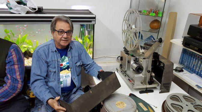 28 de abril a las 21 h. LOS JUEVES DIVING RETRO EN ACUSUB con Paco Fraile.