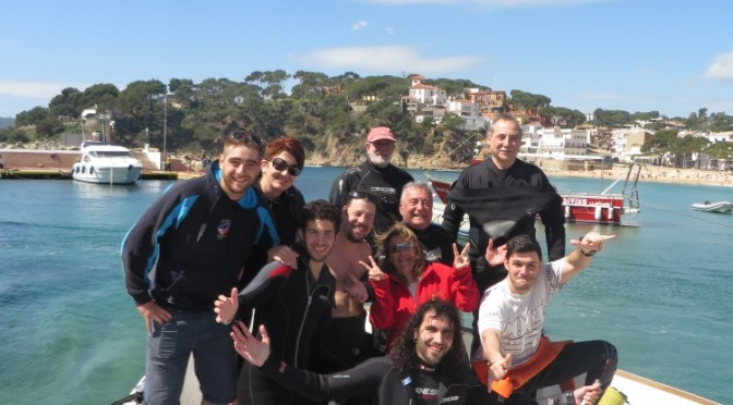 SALIDA DE BUCEO. LLAFRANC – Els Ullastres III (Ullastre de Fora)
