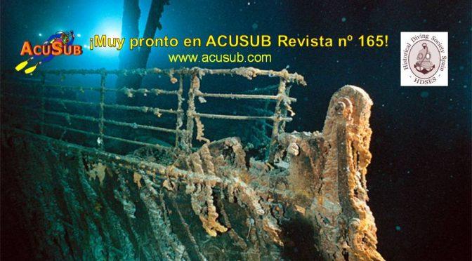 Titanic: Cómo tomar imágenes a 3.800 metros de profundidad