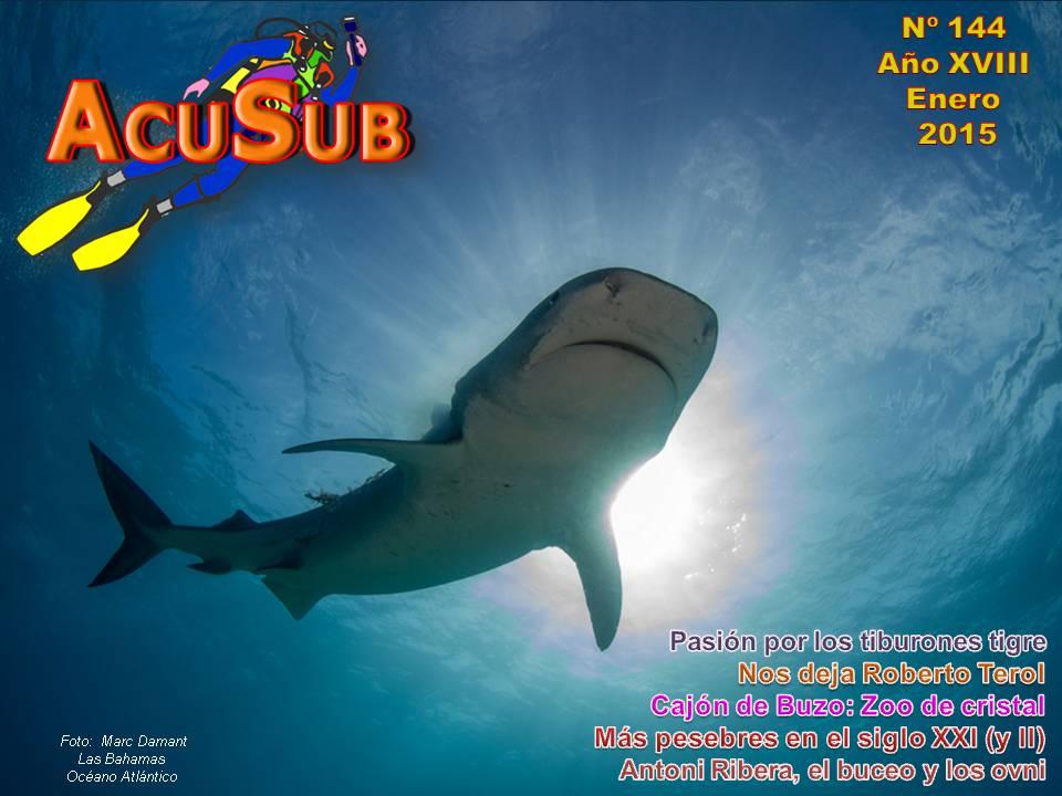 ACUSUB Revista de buceo nº 144