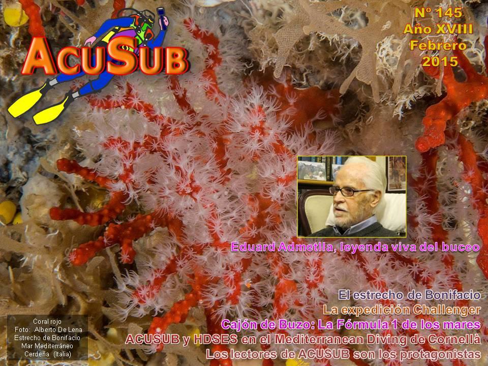 ACUSUB Revista de Buceo nº 145
