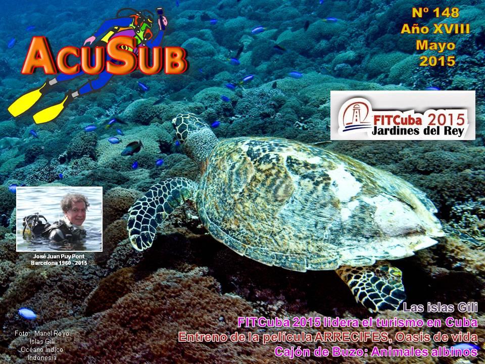 ACUSUB Revista de Buceo nº 148