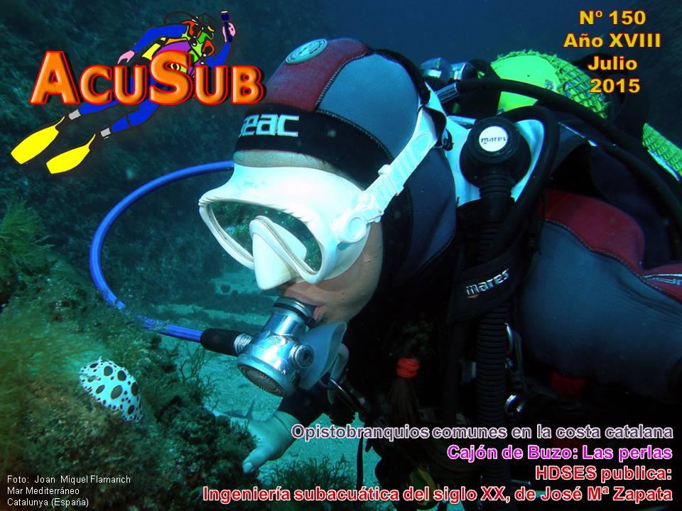 ACUSUB Revista de Buceo nº 150