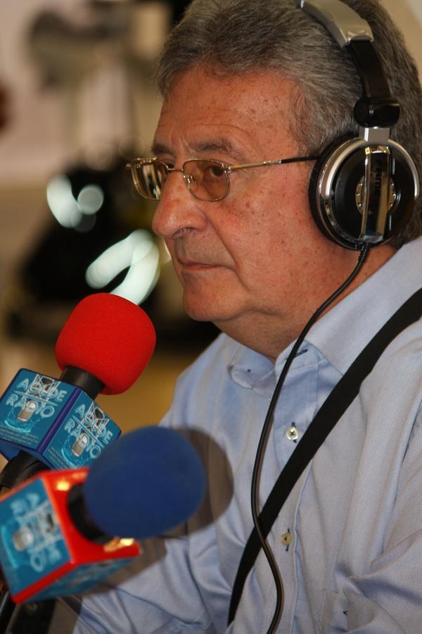 Joan Font Gargallo entrevistado en AOLDE RADIO